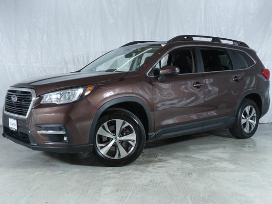 Brown Subaru Ascent Premium