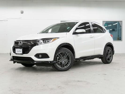 White Honda HR-V Sport AWD