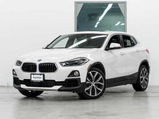 White BMW X2 xDrive28i