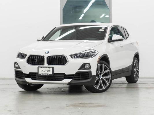 White BMW X2 xDrive28i AWD