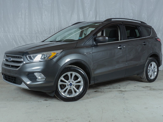 Grey Ford Escape SE