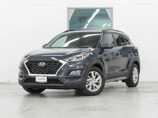 Grey Hyundai Tucson Preferred AWD
