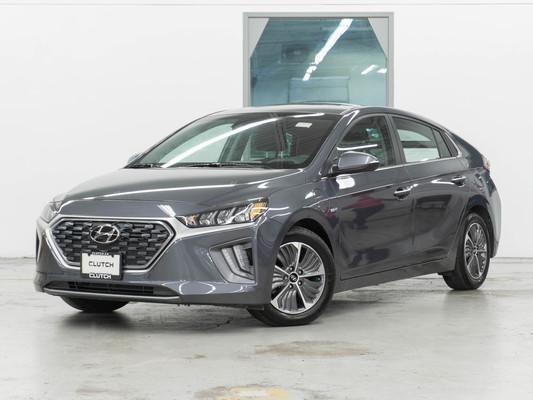 Grey Hyundai Ioniq Plug-In Hybrid Ultimate