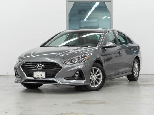 Grey Hyundai Sonata Essential