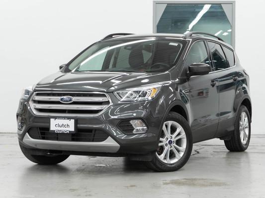 Grey Ford Escape SEL