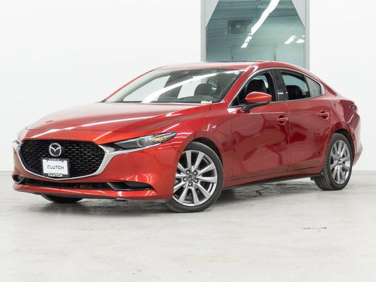 Red Mazda Mazda3 GT
