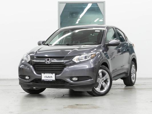 Grey Honda HR-V EX AWD