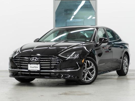 Black Hyundai Sonata Preferred