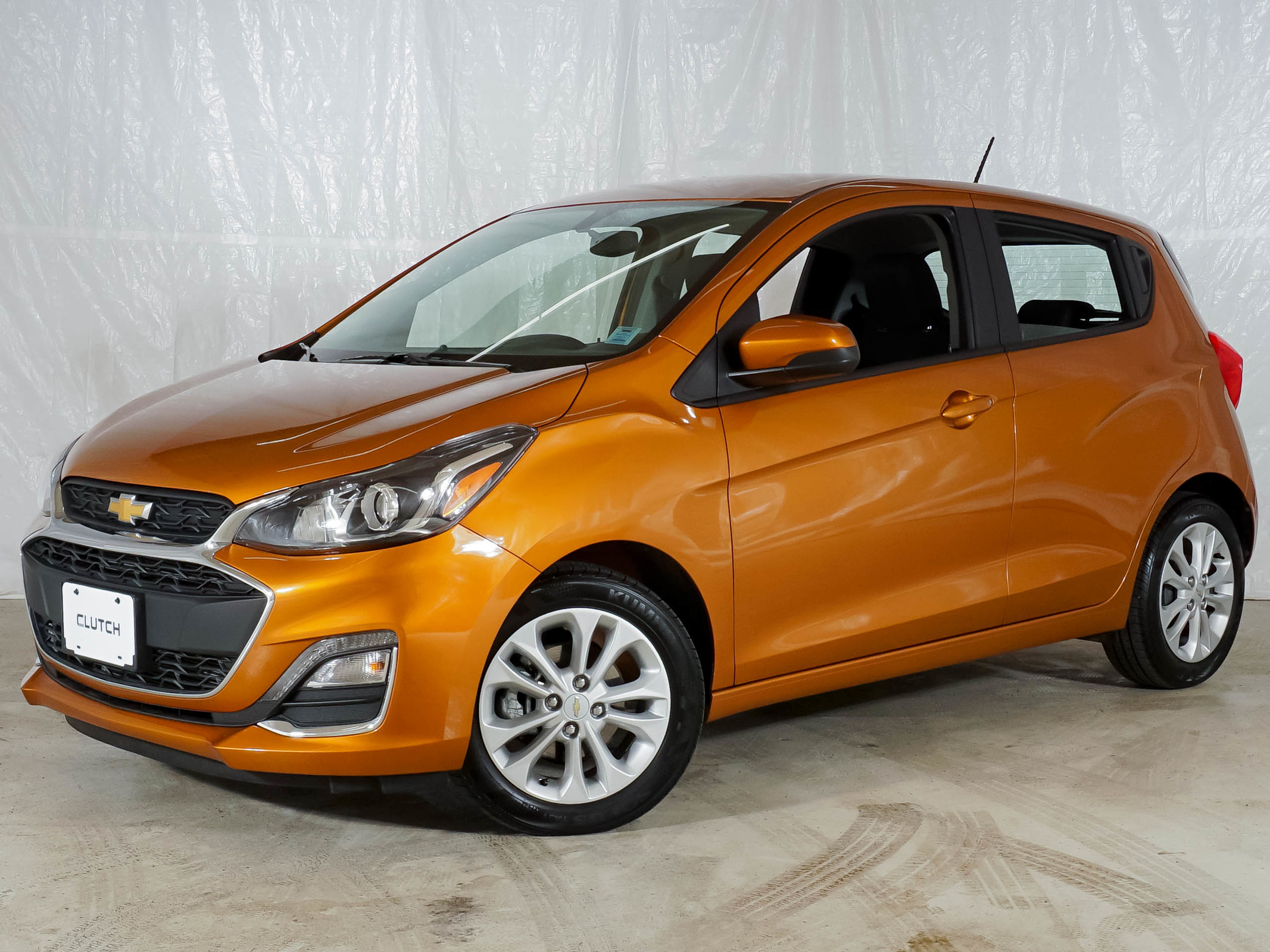 Copper Chevrolet Spark LT