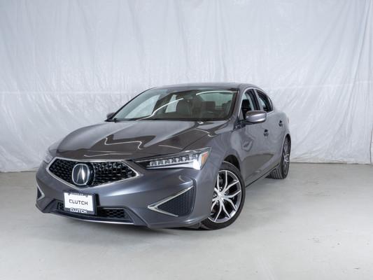Grey Acura ILX Premium